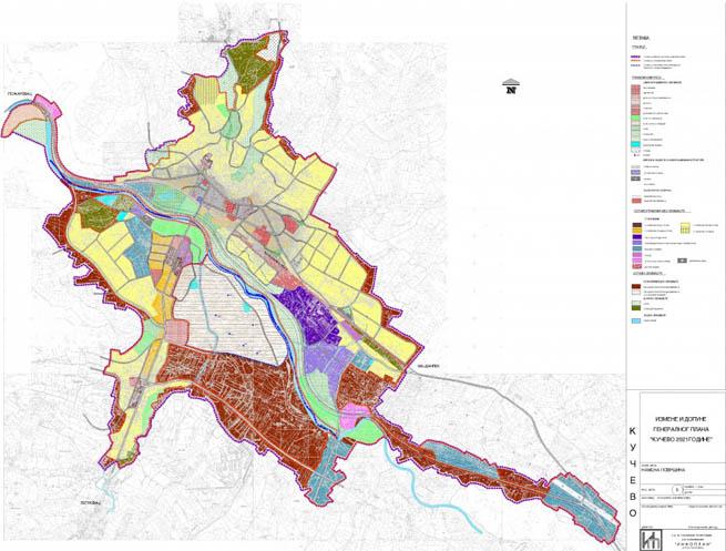 Generalni Plan Kucevo Infoplan