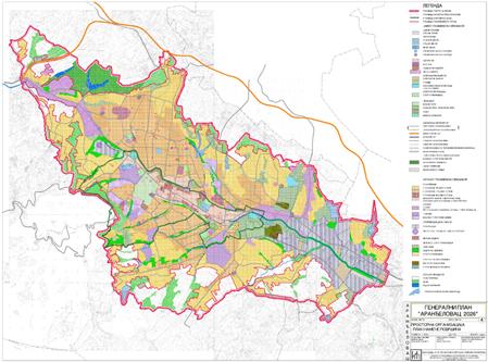 Generalni Plan Arandjelovac 2026